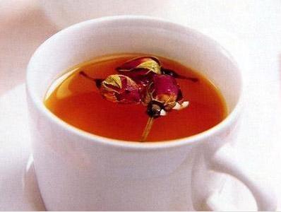 红花檀香茶
